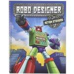 Kreativní omalovánky Robo Designer