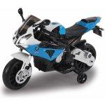 Jamara dětská elektrická motorka BMW S1000RR modrá JAM460281