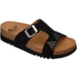 Dámská obuv Scholl DANKA zdravotní pantofle černé 6e413fceae