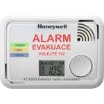 Detektor na CO (oxid uhelnatý) autonomní alarm Honeywell XC100D