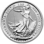 Britannia Stříbrná mince 1 oz 2017