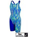 Speedo Fastskin Openback Kneeskin závodní plavky kombinéza modrá 606d9b0f18