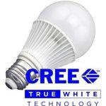LEDme LED CREE žárovka 8.5W E27 240V Denní bílá; ZLSY-E27-DB-8.5W-240V