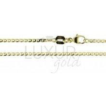 Náramek ze žlutého zlata LUXUR GOLD 2840037