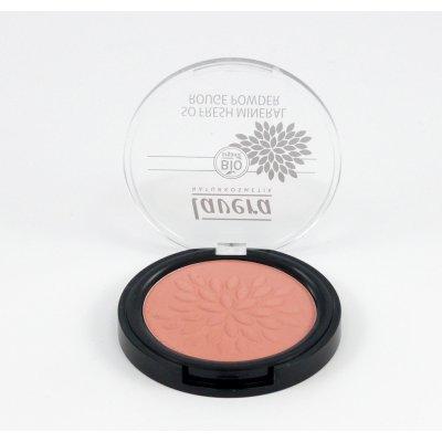 Lavera So Fresh Mineral Rouge Powder minerální pudrová tvářenka růž 1 okouzlující růže 5 g