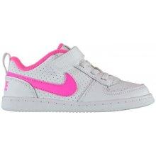 Nike Court Borough Low (TDV) 870030-100 bílá