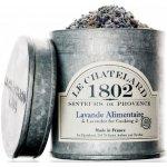 Le Chatelard potravinářské květy levandule v zinkové krabičce 300 ml