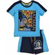 Letní set Batman modrá