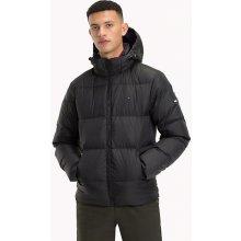 74d3d70aec Tommy Hilfiger péřová bunda Essential černá