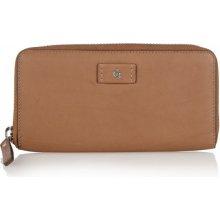 Castelijn & Beerens dámská kožená peněženka 325606 CA béžová