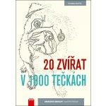20 zvířat v 1000 tečkách (Thomas Pavitte)