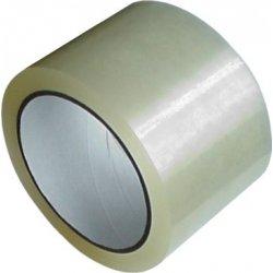 Lepicí páska balící 75 mm x 66 m transparentní