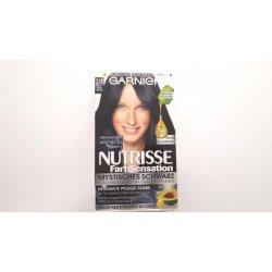 Barva na vlasy GARNIER NUTRISSE 3.1 STŘEDNĚČERNÁ