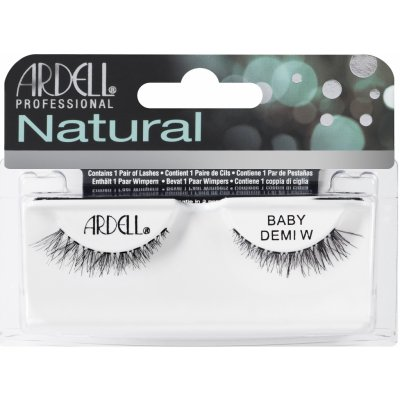 Ardell Natural Baby Demi Wispies černé