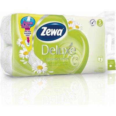 Zewa Deluxe 3vrstvý Jasmin Bloosom 16 ks
