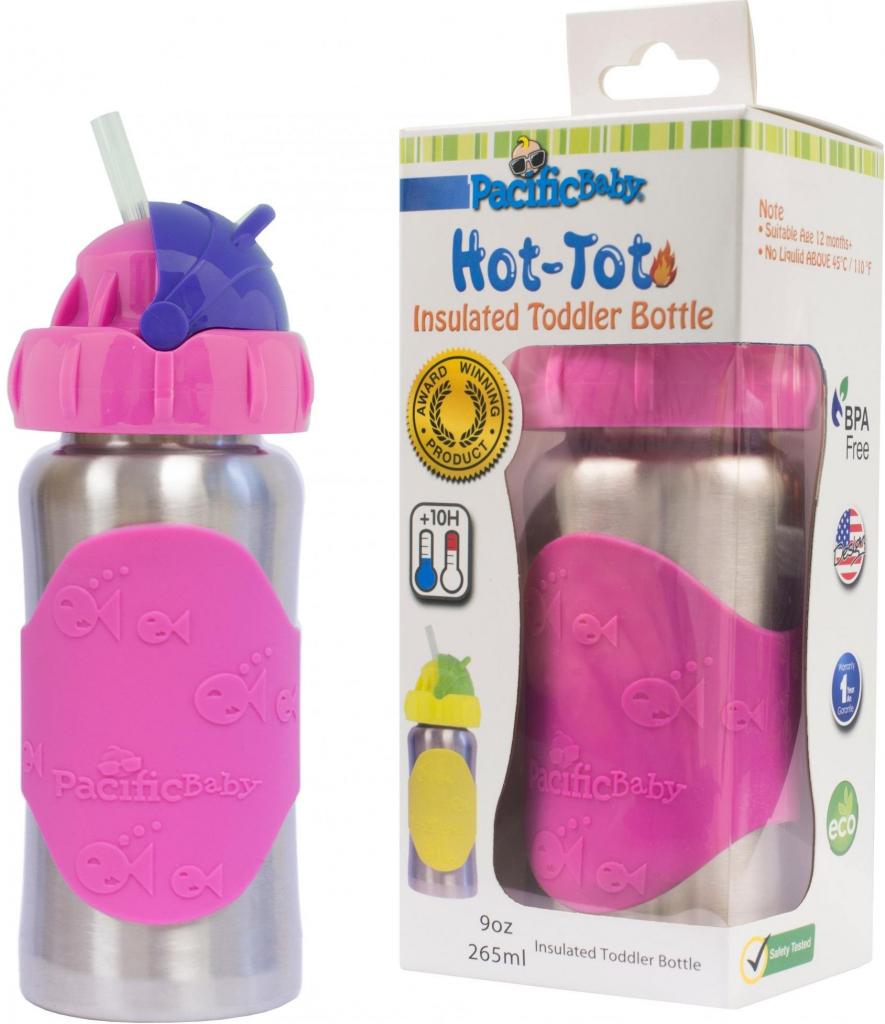 Filtrování nabídek Pacific Baby termoska s brčkem Hot-Tot 0 92142c9157d
