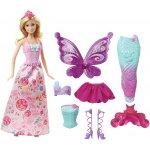 Panenky a barbie Mattel