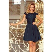 Dámské společenské šaty s kolovou sukní 057c77a737