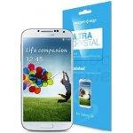 Samsung I9500 / Galaxy S4 - Ochranná fólie - Spigen SP Ultra Crystal / Polykarbonátová