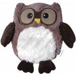 Plyšová hračka ALBI Hooty sova hnědá