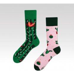 5b7733fae2c Veselé vzorované ponožky Summer Cactus zelené od 219 Kč - Heureka.cz