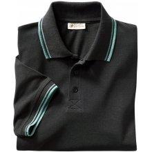 Blancheporte Polo tričko s krátkými rukávy černá