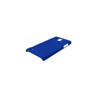 Pouzdro Huawei Color Shell Huawei Ascend P1 modré