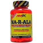 Amix Pro NA-R-ALA Alpha lipoic acid 100 mg 60 cps.