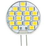 LED žárovka 2W LED18 SMD 2835 JC Teplá bílá GXLZ085