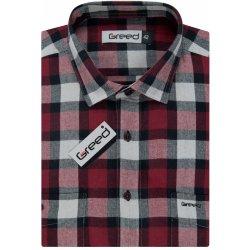 Pánská Košile AMJ Greed Sportovní košile dlouhý rukáv ef9b98e1f1