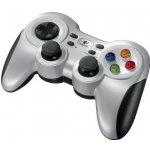 Logitech Wireless Gamepad F710, vibrace, 2,4 GHz 940-000145