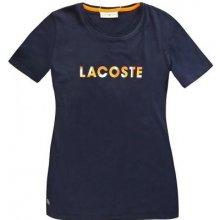a969803fb526e Lacoste Tee Shirt navy blue TF3410-NY1