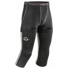Acerbis x-knee geco černo-šedé