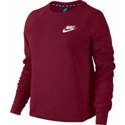 Dámská mikina Nike Sportswear Advance 15 Crew W červená 853945-620 014b9b2928