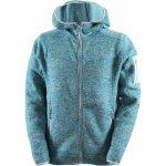 HEDEN -pánský celorozepínací svetr s kapucí (flatfleece) d2ee555b1e
