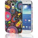 Pouzdro TVC Plastové s moderním vzorem Samsung Galaxy S4 Mini
