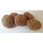 ELIXIR Crete Přírodní mořská houba medové plástve malá 7-10 cm