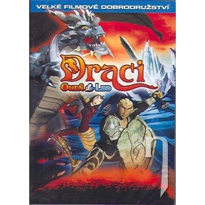 Draci: oheň a led DVD