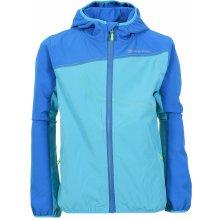 Alpine Pro Brennibo KJCJ056 dětská outdoorová bunda modrá