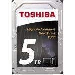 Toshiba X300 5TB, HDWE150EZSTA
