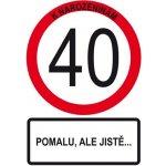 Přání - k 40. narozeninám