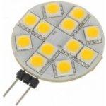 Panlux G4 LED 12LED 3000K 12V 2,5W AC DC