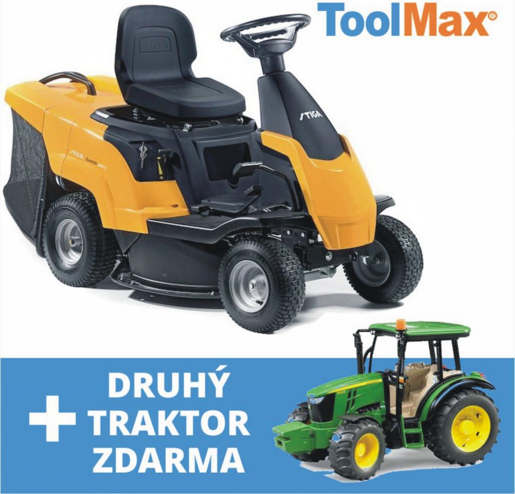 zahradn traktor stiga combi 1066 h seznamzbo cz. Black Bedroom Furniture Sets. Home Design Ideas