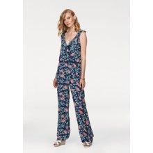 Oliver RED LABEL kalhotový kostým modro-vzorovaný 48014e845d