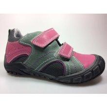 Santé N 401 402 P16 P45 dětská zdravotní obuv šedorůžová 1a8b1cad89