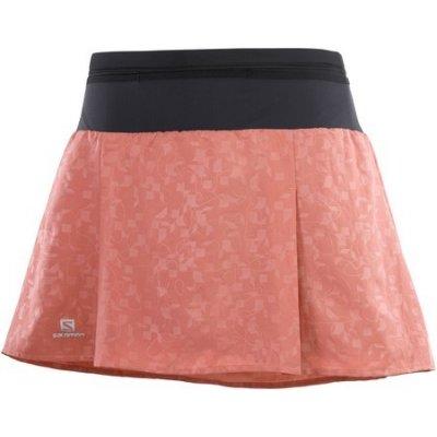 Salomon XA Skort W dámská sukně brick dust