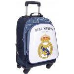 JOUMMABAGS batoh na kolečkách Real Madrid white