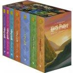 Harry Potter box 1-7 - J. K. Rowlingová