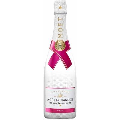 Moet & Chandon Ice Imperial Rosé 0,75l 12%