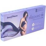 Pregnant Těhotenský test 10, 2 ks